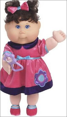 Past popular toys for kids - 1983-84: Cabbage Patch Kids