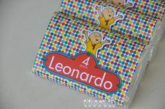 Chocolate personalizado - Caillou  :: flavoli.net - Papelaria Personalizada :: Contato: (21) 98-836-0113 vendas@flavoli.net