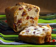Thibeault's Table: Golden Fruitcake