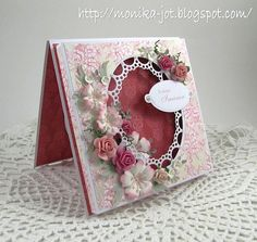 Craftable CR1241 and Marianne Doll House Paper PB7042