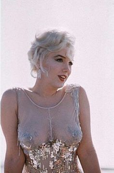 Marilyn Monroe in Orry Kelly for her role as Sugar Kane in Some Like It Hot