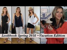 Lookbook Spring 2016 | Vacation Edition