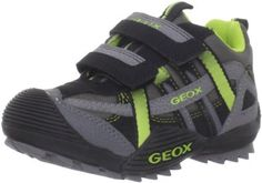 Geox CSAVAGE16 Sneaker (Infant/Toddler/Little Kid/Big Kid) Geox. $36.64. Synthetic and fabric. Insole: Leather. Fit: True to Size. Imported. Outsole: Rubber. Upper: Synthetic. Manmade sole