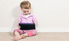 Research, screen time, and the toddler brain.