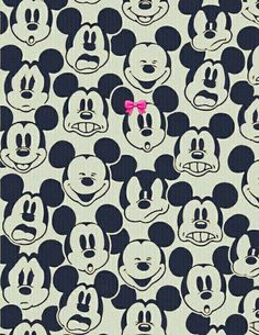 Image via We Heart It #disney #mickeymouse #minimouse
