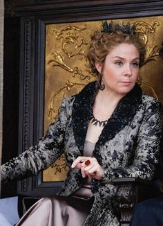 Anastasia Belony, ex-queen of Engald, now wife to the most important general of the Empire