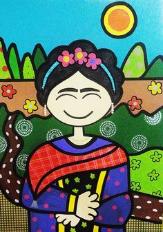 Acrylic canvas under canvas. Painting For Kids, Drawing For Kids, Art For Kids, Arte Pop, Karla Gerard, Acrylic Canvas, Art Graphique, Art Classroom, Graphic Design Illustration