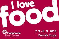 #ilovefood Love Food, Logos, Logo