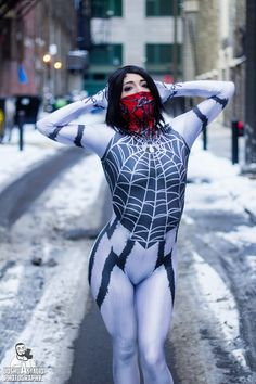 Symbiote Silk by KiriChan Photo by Joshua Astacio Photography