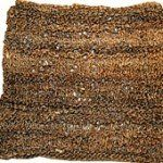 Hemp Washcloth | AllFreeKnitting.com