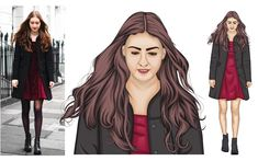 AnyTask Realistic Cartoons, Vector Portrait, Photoshop Illustrator, Caricature, Line Art, Special Events, Your Photos, Aurora Sleeping Beauty, Logo Design