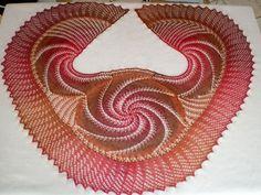Free pattern. shawl