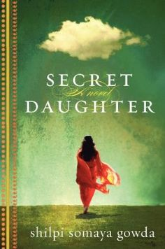 """Loved reading this! The """"secret daughter"""" moves between two worlds and two families trying to find her roots and answers to why her biological mother gave her up for adoption! I Love Books, Great Books, Books To Read, My Books, Story Books, Music Books, Reading Lists, Book Lists, Reading Books"""