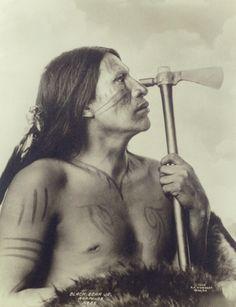 Frank A. Rinehart - Black Bear, Arapahoe, c. 1899
