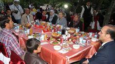 Edirne'de Şehit ve Gazi Yakınları İftarda Bir Araya Geldi   T.C. Devriye Haber