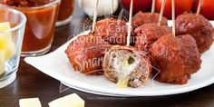 Moink-Balls - Muh trifft Oink - Ein geniales Low Carb Finger-Food