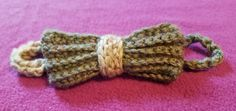Check out this item in my Etsy shop https://www.etsy.com/listing/496118687/crochet-bow-tie-made-to-order