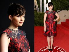 ginnifer goodwin --- erdem fall 2009 collection