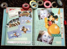 Great Disney themed smash album