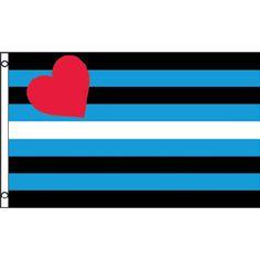 LGBT Leather Pride Flag  Buy IdealShape