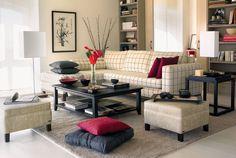 Faça você mesmo: como Estofar Sua Cadeira ou Poltrona para Estrear Sala Nova Nessa Primavera   Ideias Designer de Interior
