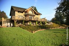 Beautiful chalet in Waimes, in the Ardennes. Do you like it?