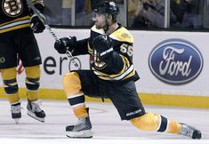 Johnny Boychuk - Boston Bruins