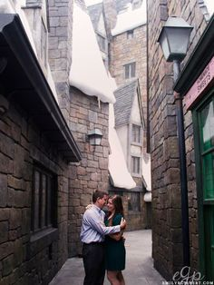 Harry Potter Experience Pic Ideas