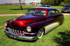 Lead Sled | 1950 Ford lead sled | Flickr - Photo Sharing!
