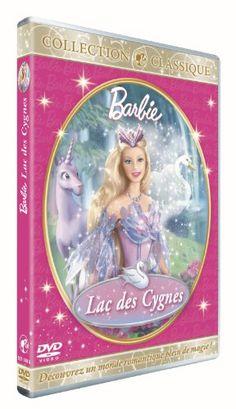 Barbie – Le lac des cygnes: Odette, une jolie jeune fille, s'aventura dans la forêt enchantée pour sauver Lila, une espiègle licorne, grâce…