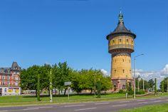 Wasserturm in Halle
