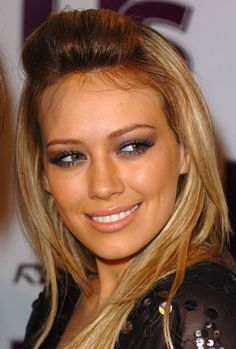 soft brown smokey eye - my fav eye look this is gonna be my new hair for sure just need the spray tan hehe