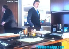 Margin Call, Simon Baker and Kevin Spacey.
