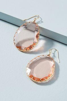 Slide View: 1: Regalia Drop Earrings