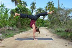 Yoga Instructor Amy Zimmerman