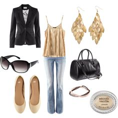 My H&M outfit, everything seen here for under $165