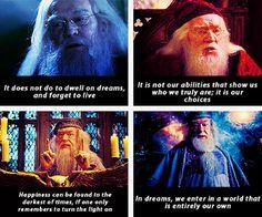 INFJ Fictional Character: Dumbledore