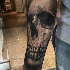 Sleeve Tattoo Skull