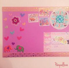 Für die liebe @herbstautumn   . . .  #happymail #snailmail #snailmailideas#mailart#sendmoremail #penpalsaroundtheworld#penpals#snailmailrevival #letter #penpal #stationery#snailmail#washitape #penpalswanted #kawaii #letter#girl#cute #vintage #pink #girly  #filofax #filofaxing #flipbook by penpallove