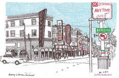 Urban Sketchers: exploring columbus