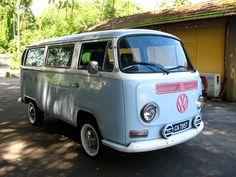 1960 Hippie Vans   Choyamint: Volkswagen Kombi