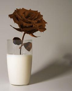 gone half mad: Chocolate Art