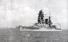 Battleship Musashi by tr4br on DeviantArt