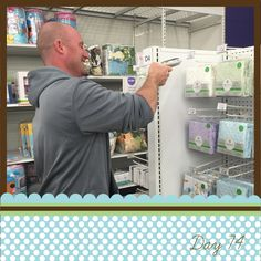 Day 74 - Jim had fun scanning stuff for the registry! #parr365