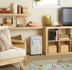 Reduce moisture with a Danby Dehumidifier #mydanby #home #dehumidifier #summer #basement