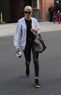 November 13, 2014 - Sofia Richie shopping in Beverly Hills