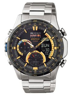 CASIO EDIFICE RED BULL RACING | ERA-300RB-1AER