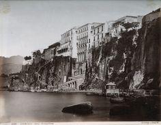 Sommer Giorgio; Sorrento Hotel Tramontana, ca 1880.