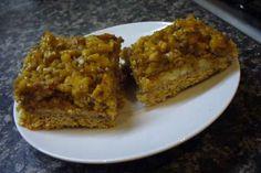 Jak upéct ořechové řezy s medem   recept Meatloaf, Banana Bread