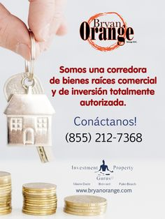 Si necesita comprar o vender su propiedad.  ¡Nosotros le podemos ayudar! www.bryanorange.com  #Realestate #Realtor #Investor #Realestateinvesting #Flipthishouse #Realestateinvestors #Miami #florida